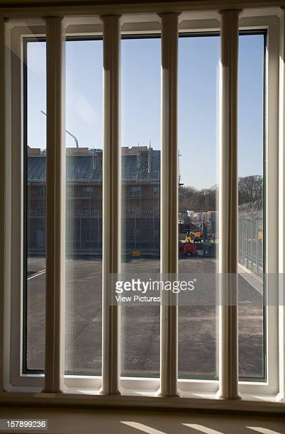 High Down Prison Sutton United Kingdom Architect Pick Everard Architects High Down Prison Prison Cell Window
