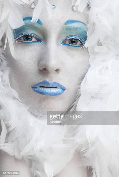 Moda: Rainha de Gelo