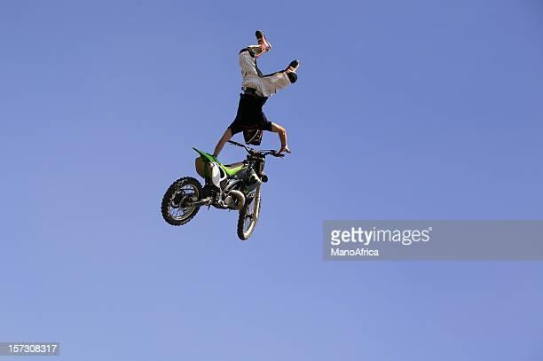 High flyer motorbike