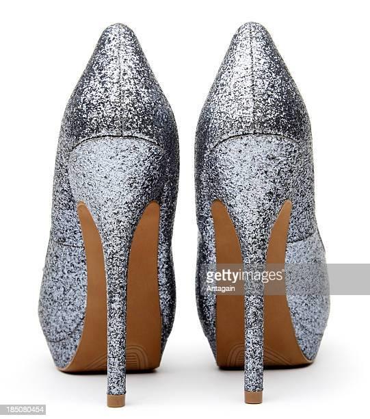 Zapatos de tacones altos