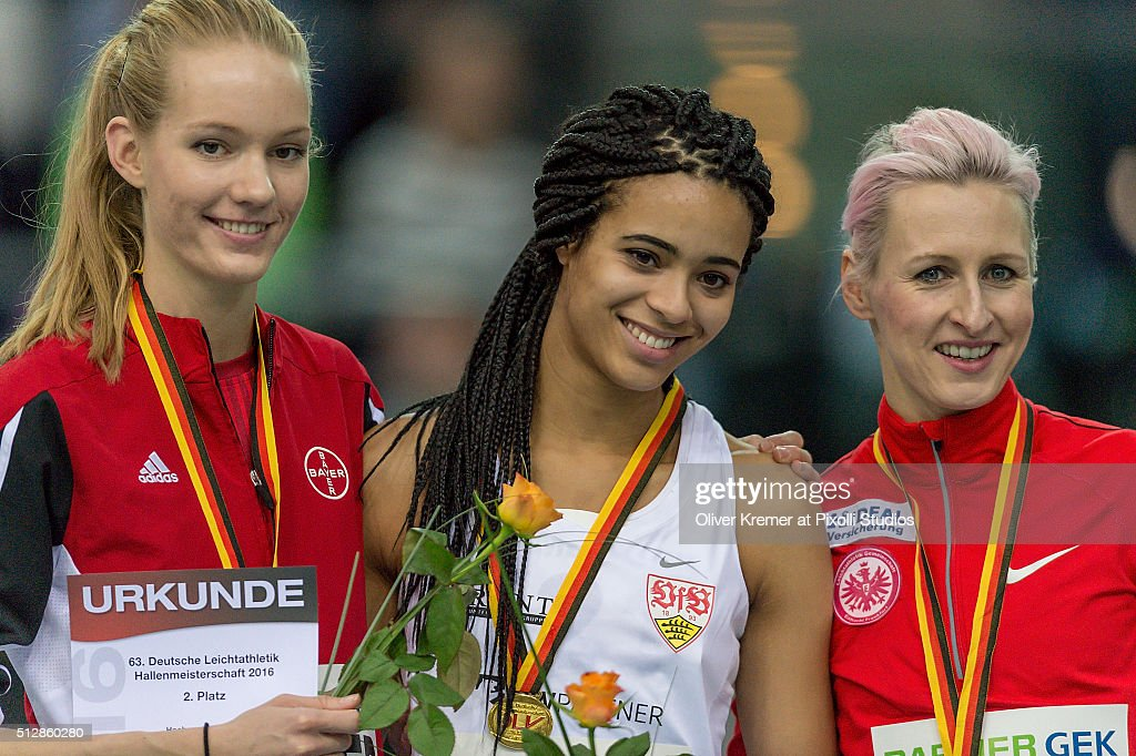 German Indoor Athletic Championship 2016