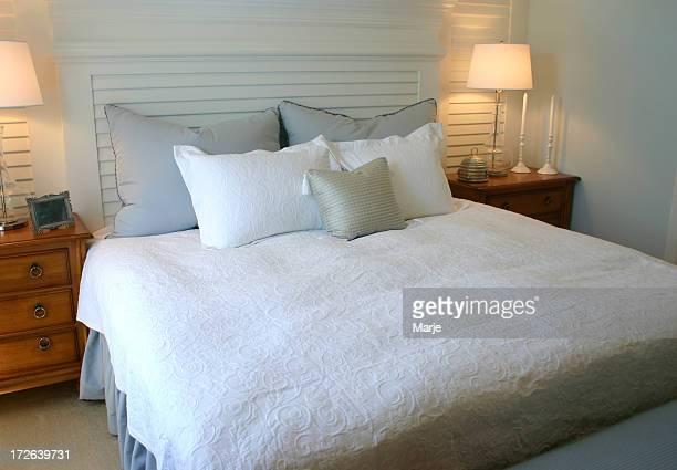 High Key Bedroom