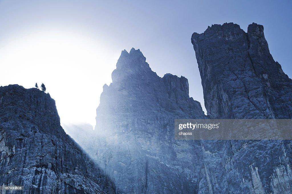 Hohe Berge : Stock-Foto