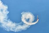 High on the sky