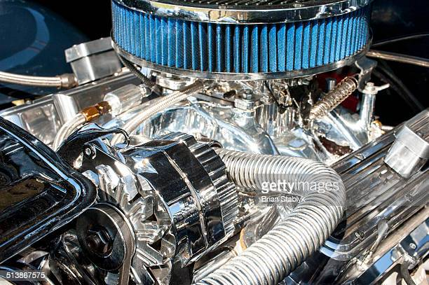High performance automobile engine