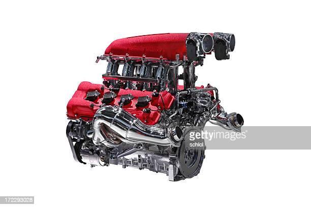 Motore ad alte prestazioni