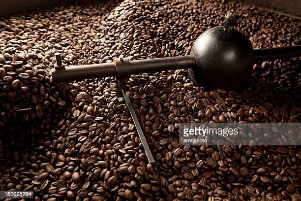 Hochwertige Kaffee