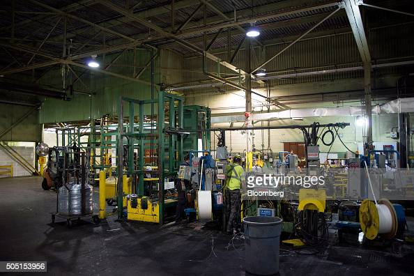 High quality paper is packaged for shipment by rail at the Resolute Forest Products mill in Thunder Bay Canada Ontario on Thursday Jan 7 2016...