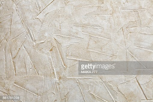 High quality texture white wall, trowel plaster