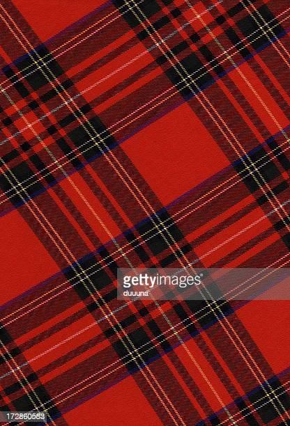 XXL haut resloution tissu écossais