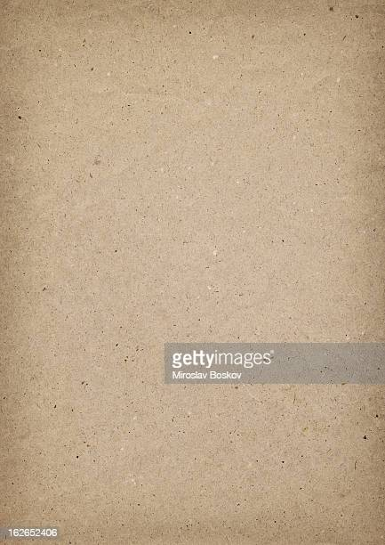 High Resolution Antique Brown Kraft Recycled Paper Grunge Texture