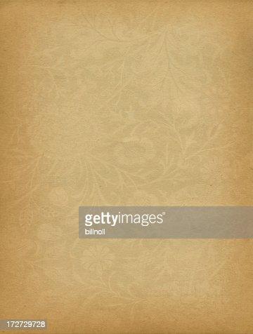 antique paper watermark