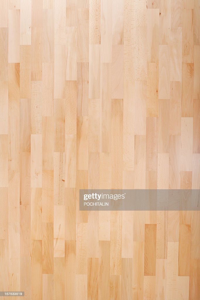 High resolution Beech parquet panel