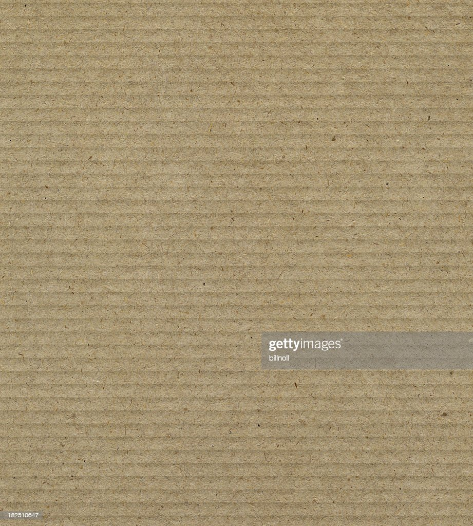 High resolution beige recycled cardboard