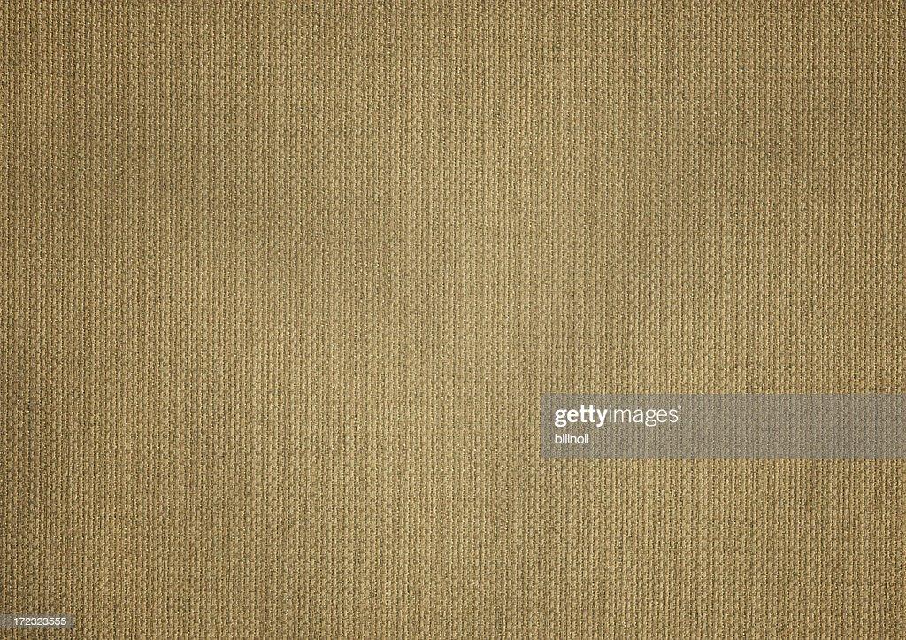High resolution brown canvas texture