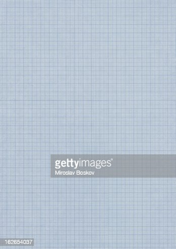 Graph Paper Background Stock Photo | Getty Images