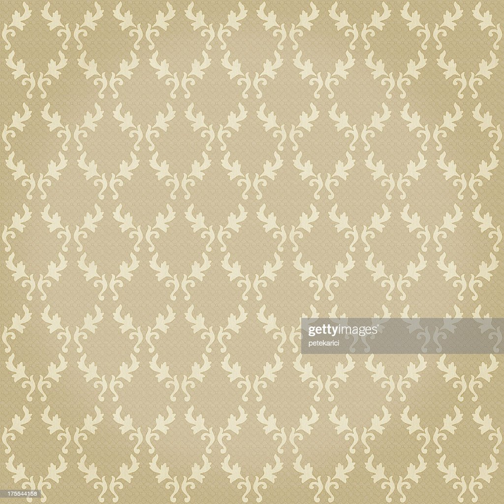 High Resolution Patterned Wallpaper