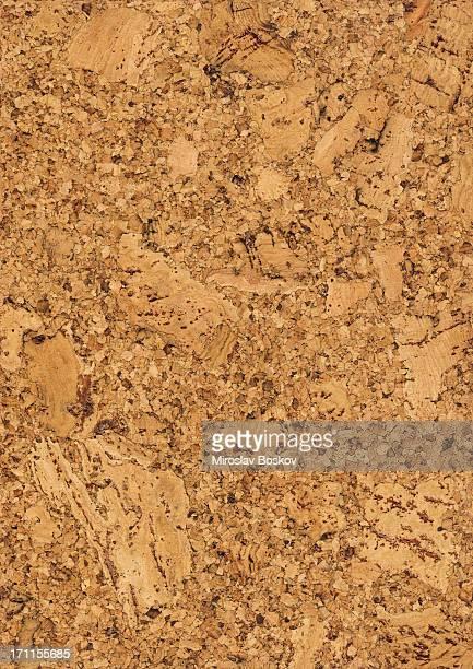 High Resolution Seamless Natural Brown Cork Texture Wall Pattern Tile