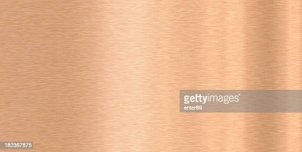 High resolution textured  Copper plate XXXL