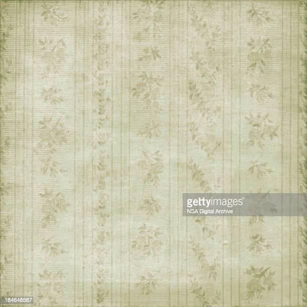 Auflösung Vintage Tapete in grau verblichen