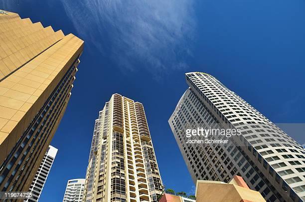 High rise buildings, Sydney