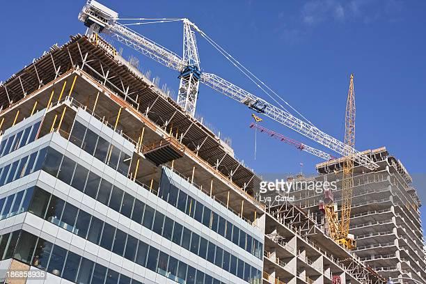 High rise construction site # 16 XL