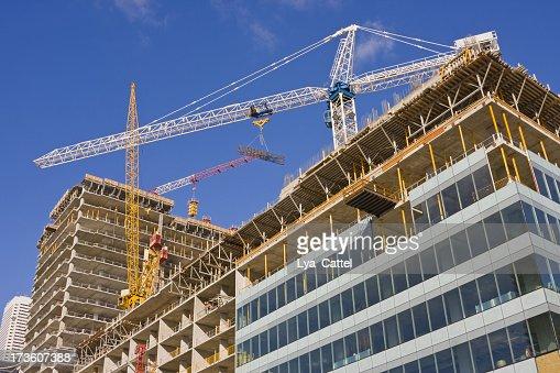 Gratte-ciel de construction # 7 XL
