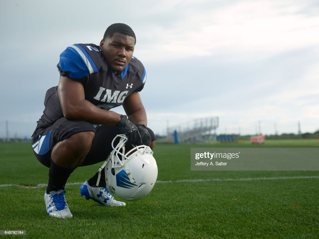 academy tj pledger high school football pictures getty images portrait of academy tj pledger 2 posing during photo shoot on campus