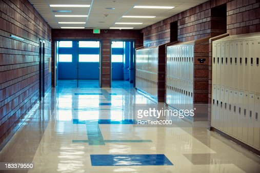 High School-Flur