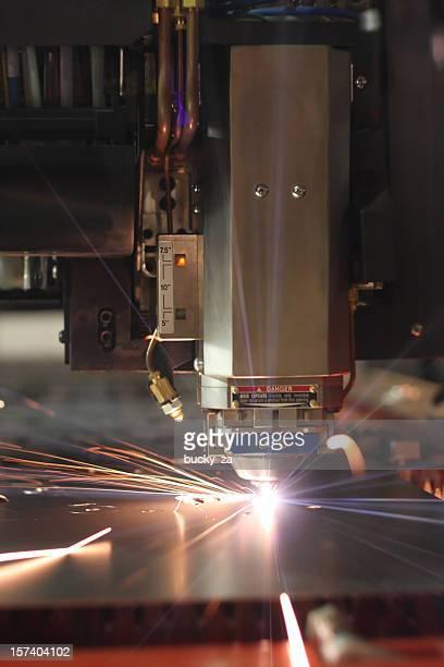 cnc laser-cutter High-speed Internetanschluss zum Arbeiten.