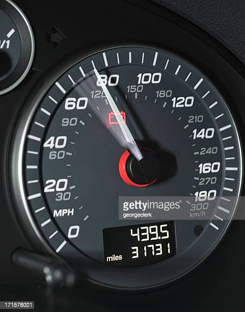 High Speed Driving
