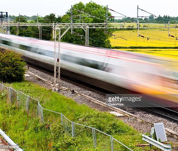 Treno ad alta velocità HS2
