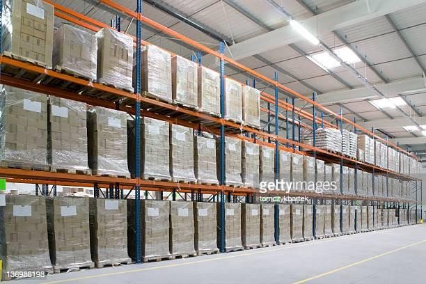 High storage rack magazzino