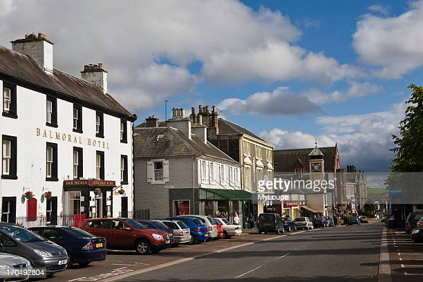 High Street Moffat Dumfries and Galloway Scotland United Kingdom