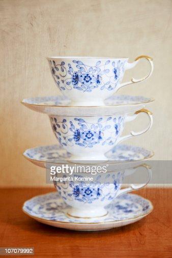 High Tea : Stock Photo