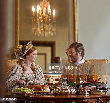 High tea with the Duchess