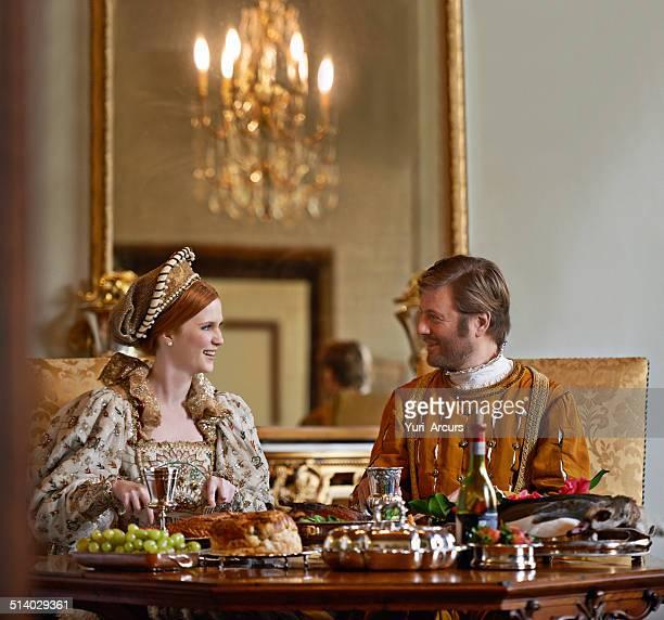 De chá com a Duquesa