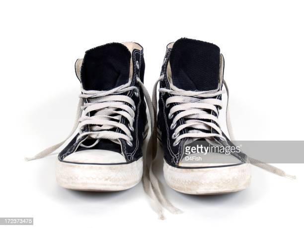 Sapatos desportivos de cano alto