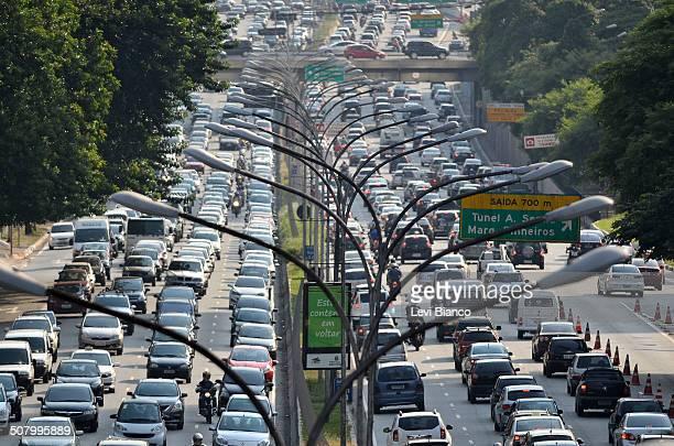 High Traffic   Crowd