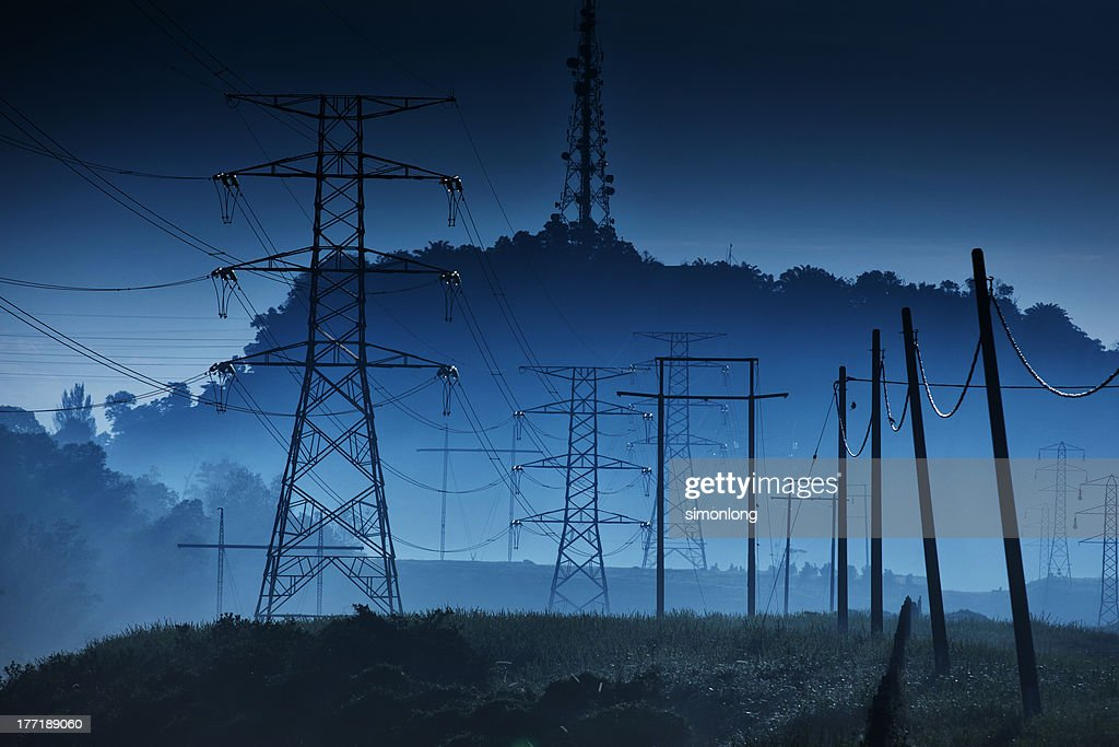High voltage electric