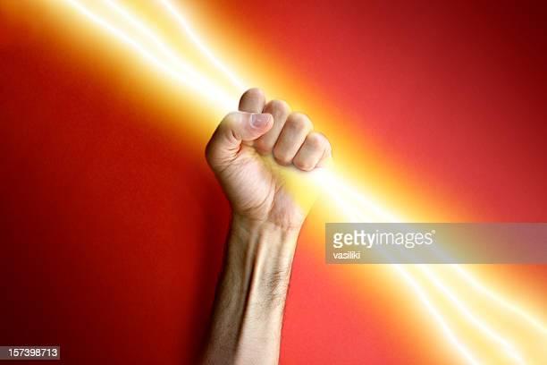 Hochspannungs-hand