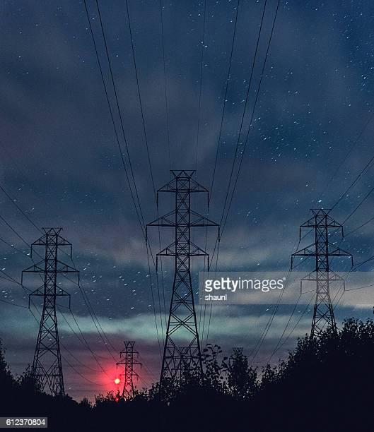 High Voltage Night