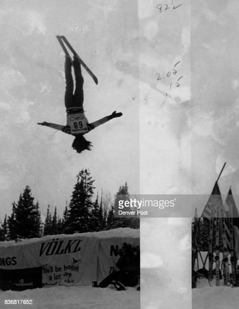 High Wide and Handsome Breckenridge acrobat J Duffy Wilson Credit The Denver Post