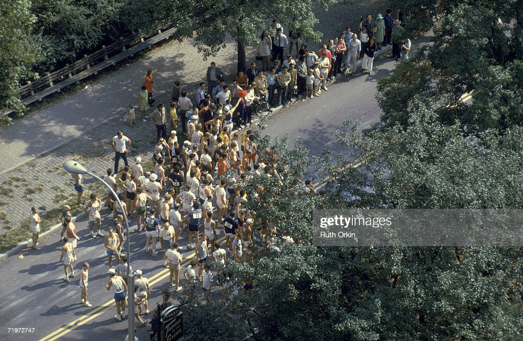 The first New York City Marathon took place on the 13th September in 1970. Fireman Gary Muhrucke won the race.