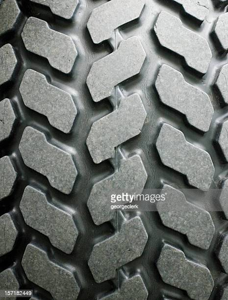 High-Grip tire tread