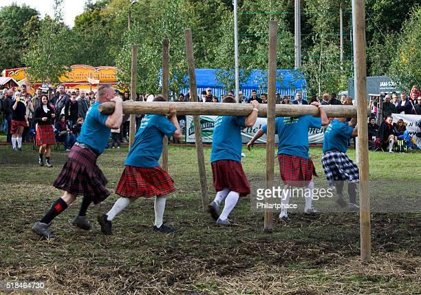 Jeux des Highlands