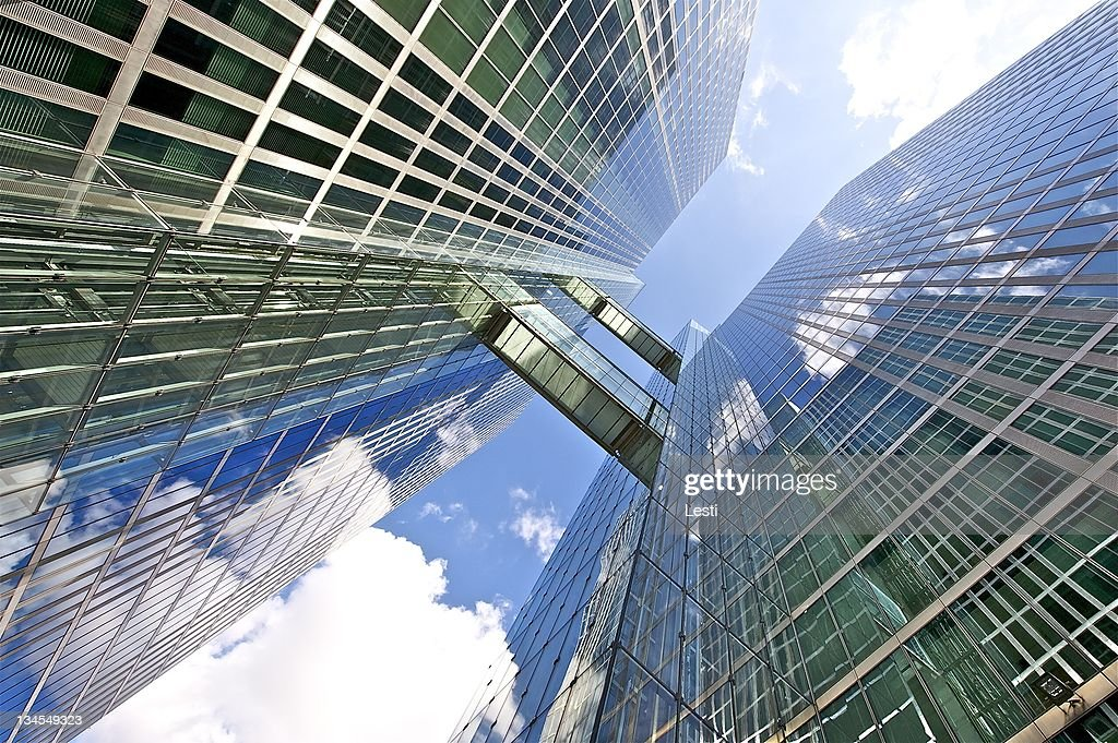 Highlight Towers, Munich : Stock Photo