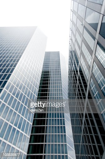 HighLight Towers - Munich Skyscrapers : Stock Photo