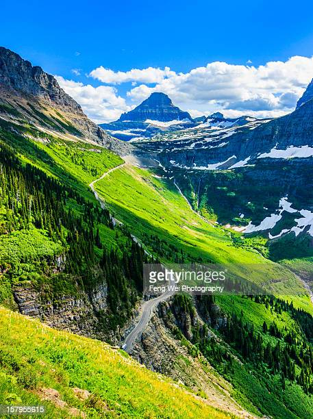 Glacier National Park Montana Stock Photos And Pictures Getty Images