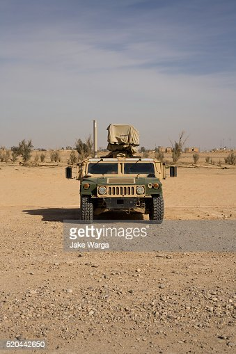 HMMWV High-Mobility Multipurpose Wheeled Vehicle